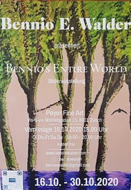 Bennio's Entire World