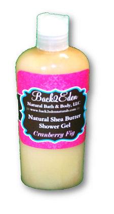 Cranberry Fig Shower Gel