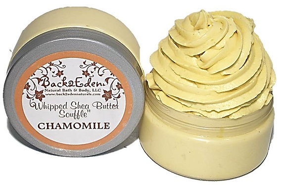 Chamomile Whipped Shea Butter