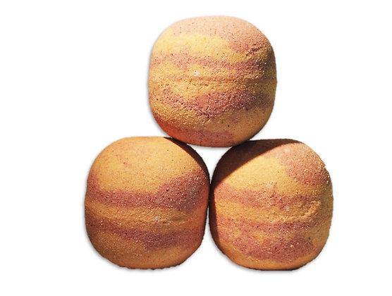 Mango Tango Bath Bomb Fizzie