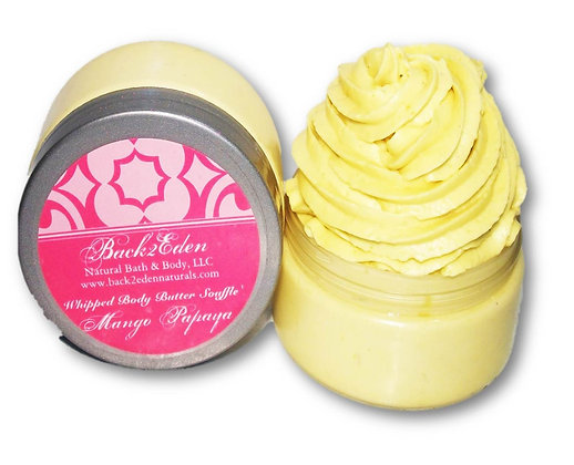 Mango Papaya Whipped Shea Butter