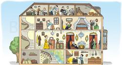 Una casa modernista