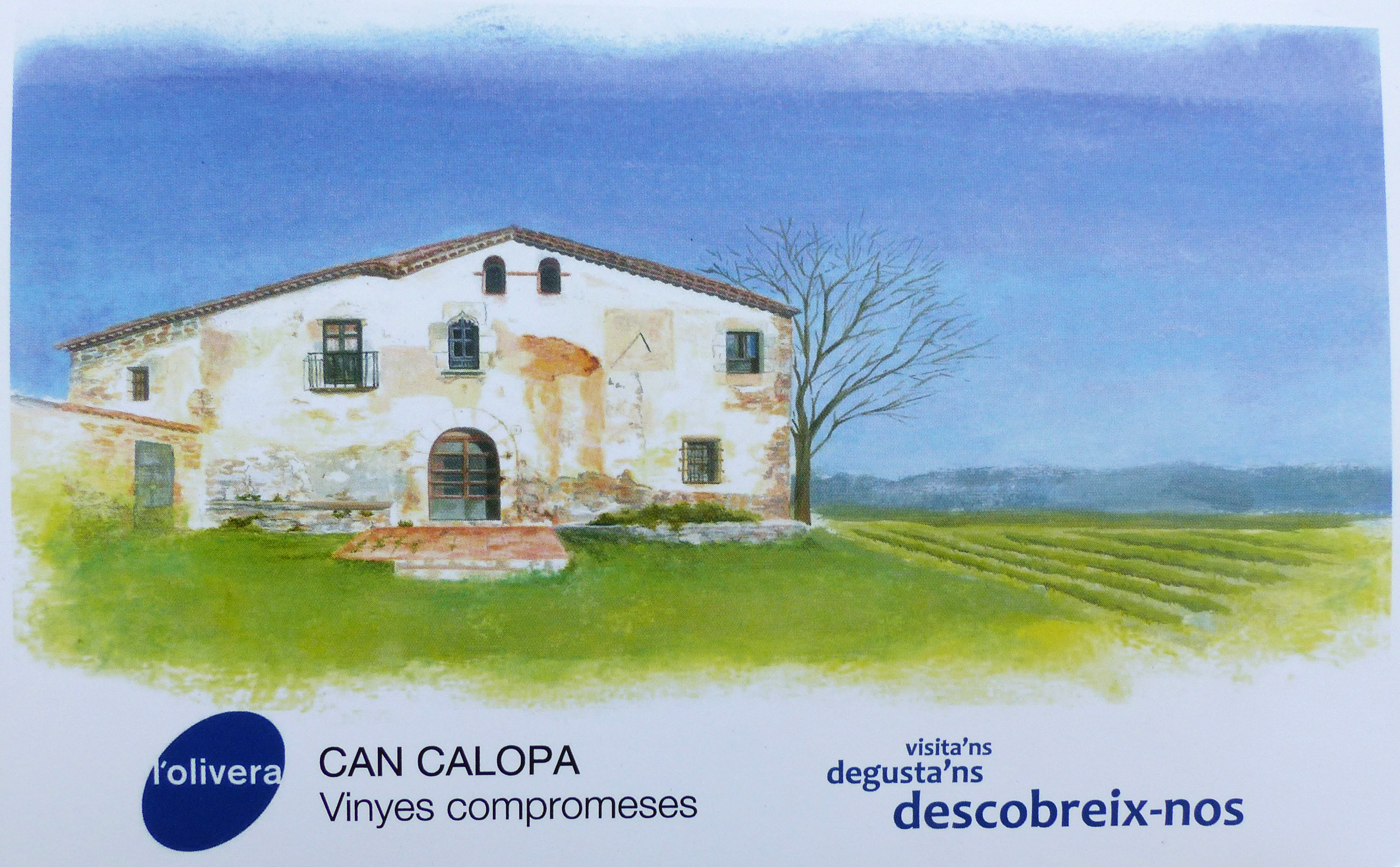 Image for leaflet for Can Calopa.
