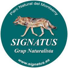 Logo Signatus Grup Naturalista