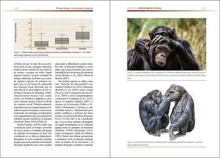 Primates. Biología, comportamiento y evolución