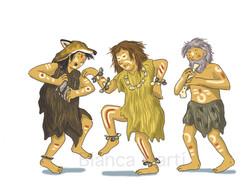 El ball a la Prehistòria