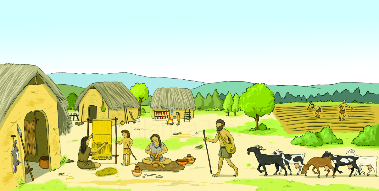 El Neolítico