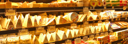 Our Cheese Display