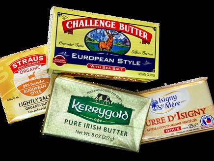 Isn't Butter just 'butter'? Not by a Long Shot!