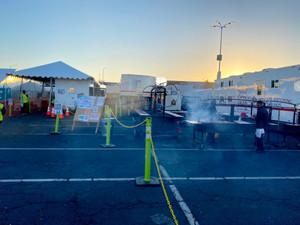 grilling at sunset-parking lot.jpg