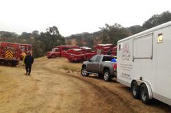 CAL fire remote location
