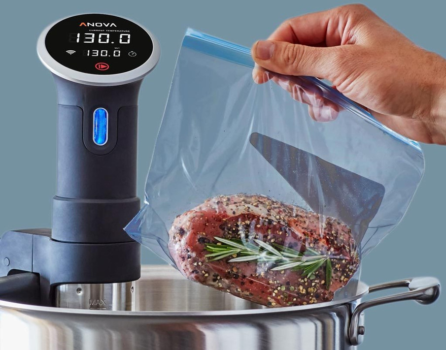 Sous Vide is Going Mainstream!