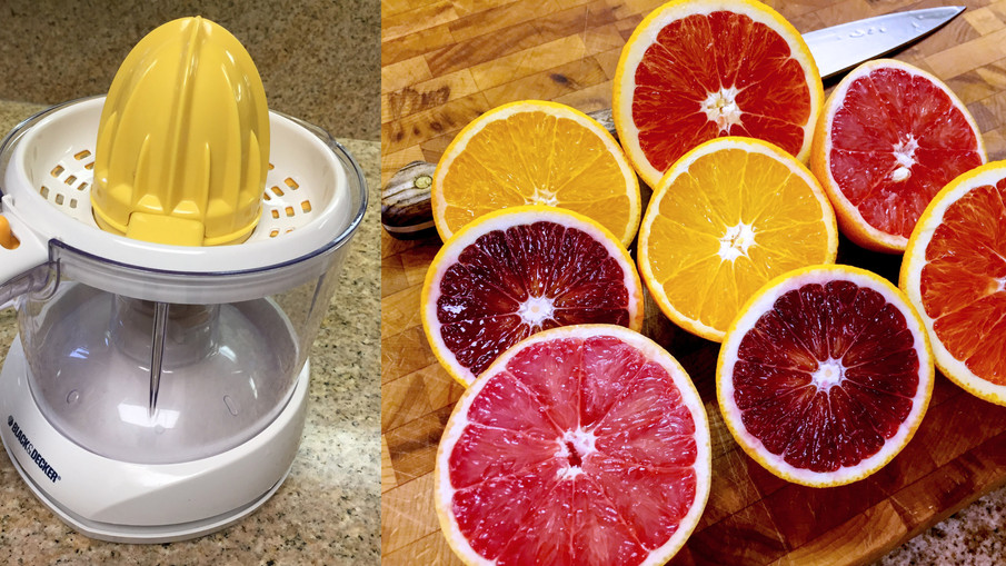 Give Your Immune System a Boost with Citrus Juice!