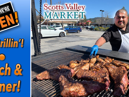 """Scotts Valley Market customers are """"Essential"""" to Us!"""