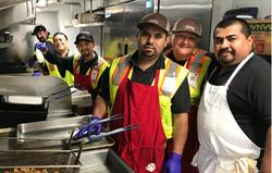 Crown Services Remote Kitchen Crew