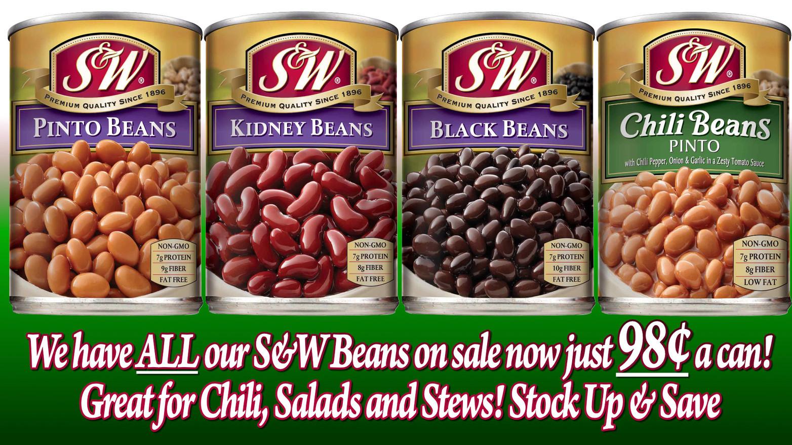 S&W beans sale.jpg
