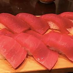 まぐろ赤身寿司(7貫)