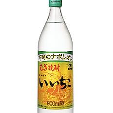 いいちこ(麦)900ml