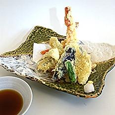 天ぷら盛合