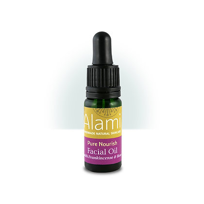 Mini Pure Nourish Facial Oil with Frankincense & Rose