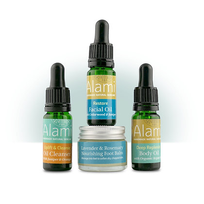 Alami Mini Gift Bundle with Restore