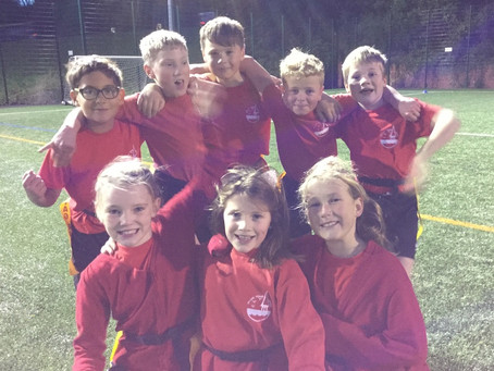 Yr 5/6 Tag Rugby Tournament