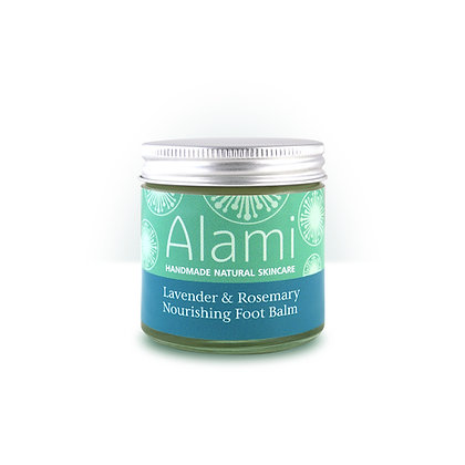 Nourishing Foot Balm with Lavender & Rosemary