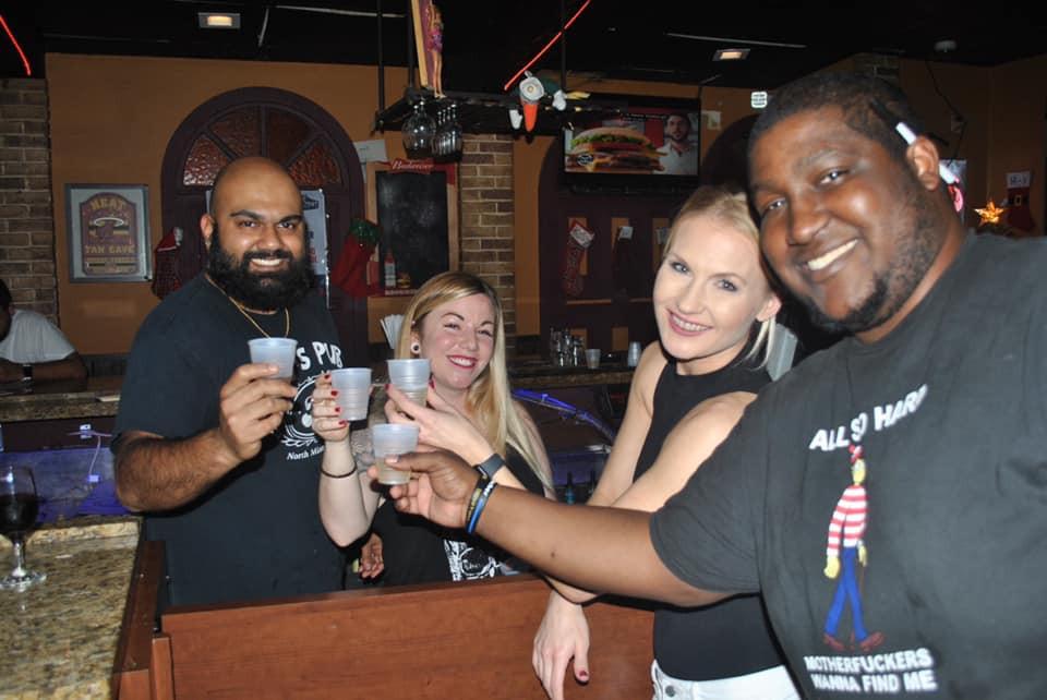Billys Bartenders!