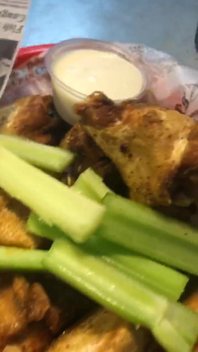 Lemmon Pepper Wings!