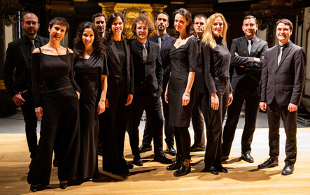THE NEW BAROQUE TIMES VOICES