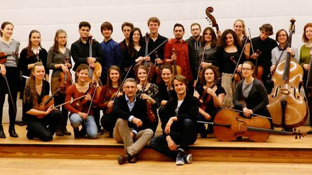 The Young Belgian Strings et Lorenzo Gatto