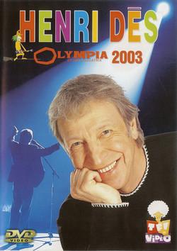 HENRI DES OLYMPIA 2003