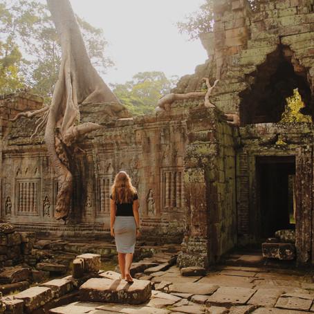 Vermijd de drukte in Angkor Wat