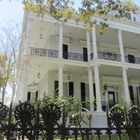 De charmes van New Orleans