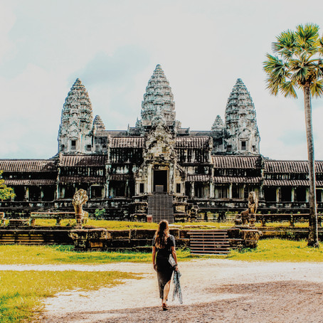 De mooiste tempels van Angkor Wat