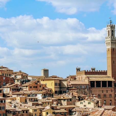 In beeld: Siena!