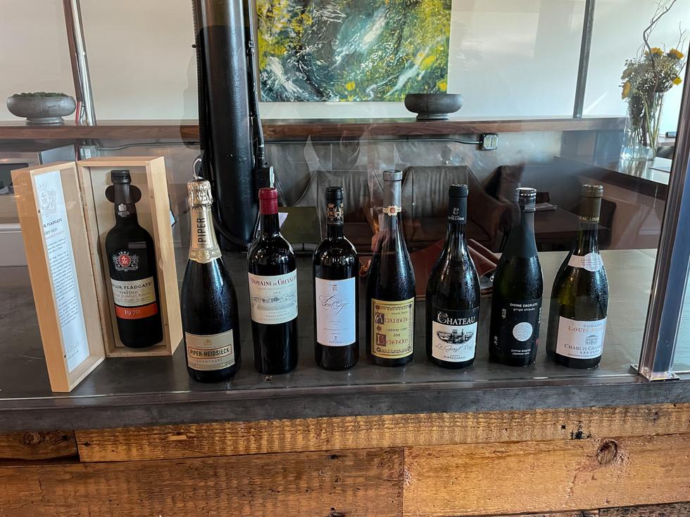 Luxury Wine Pairing - June 18th