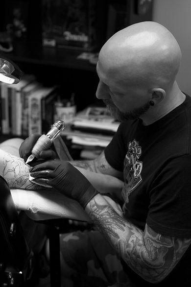 clevelandkbtat2, Karl Berringer, Ohio tattoos, Cleveland, Akron, Canton
