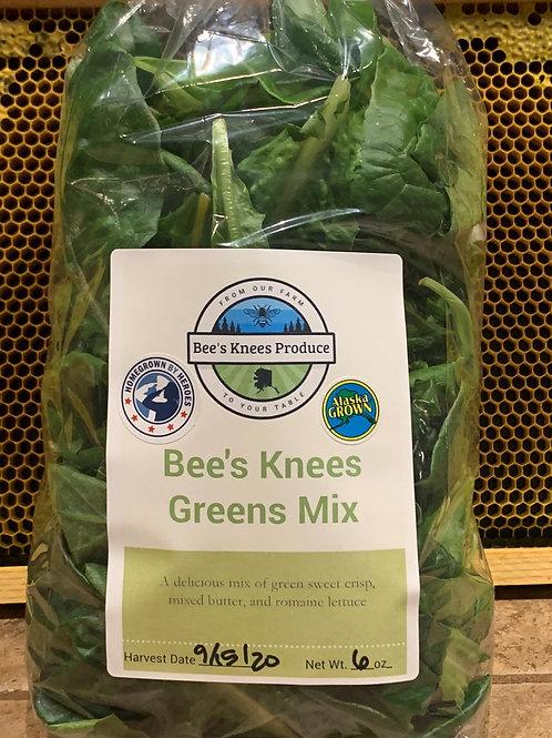 Bee's Knees Greens