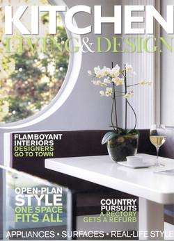Kitchen Living Interior Design
