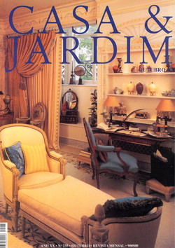 Casa & Jardim interior Design