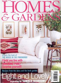 Homes and Garden Interior Design