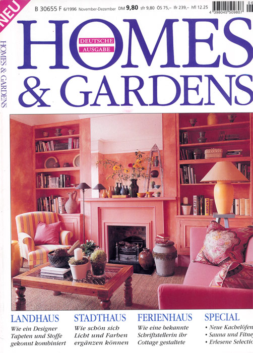 Homes and Garden Interior Design