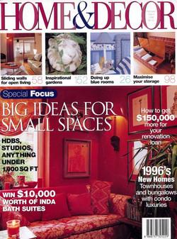 Home and Decor Interior Design