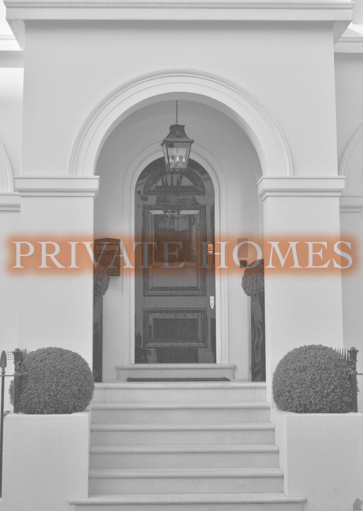 Private Home interior Design