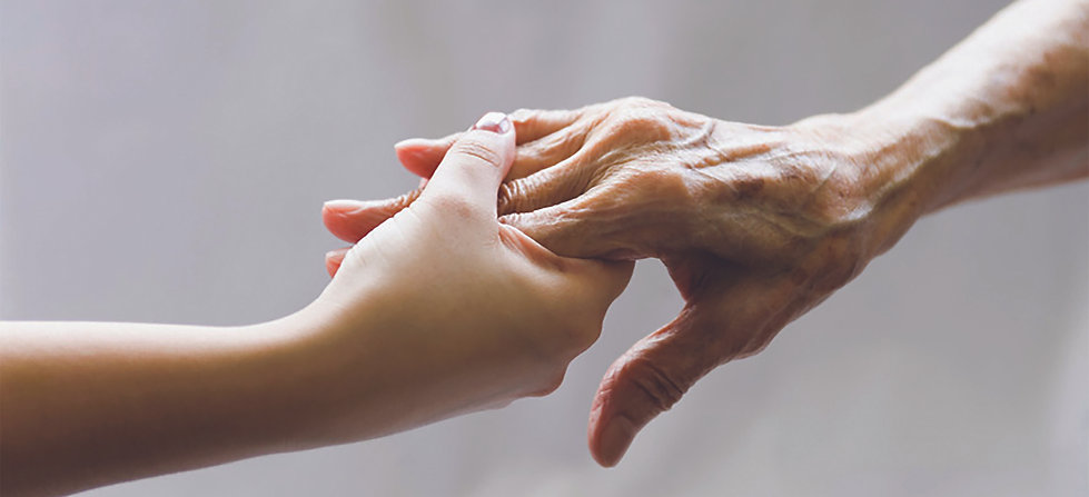 Care athome for the elderly