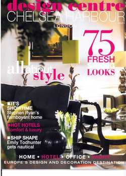 All about style interior design
