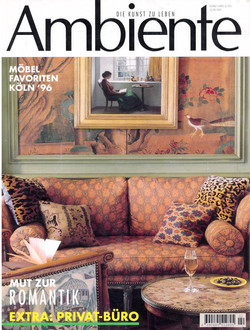 Ambiente Magazine Interior Design