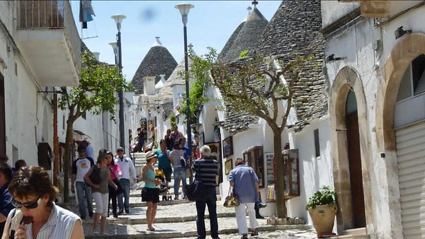 Holiday Rental Puglia Alberobello