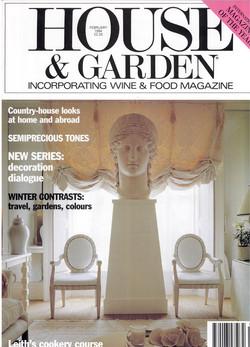 House and Garden Interior Design